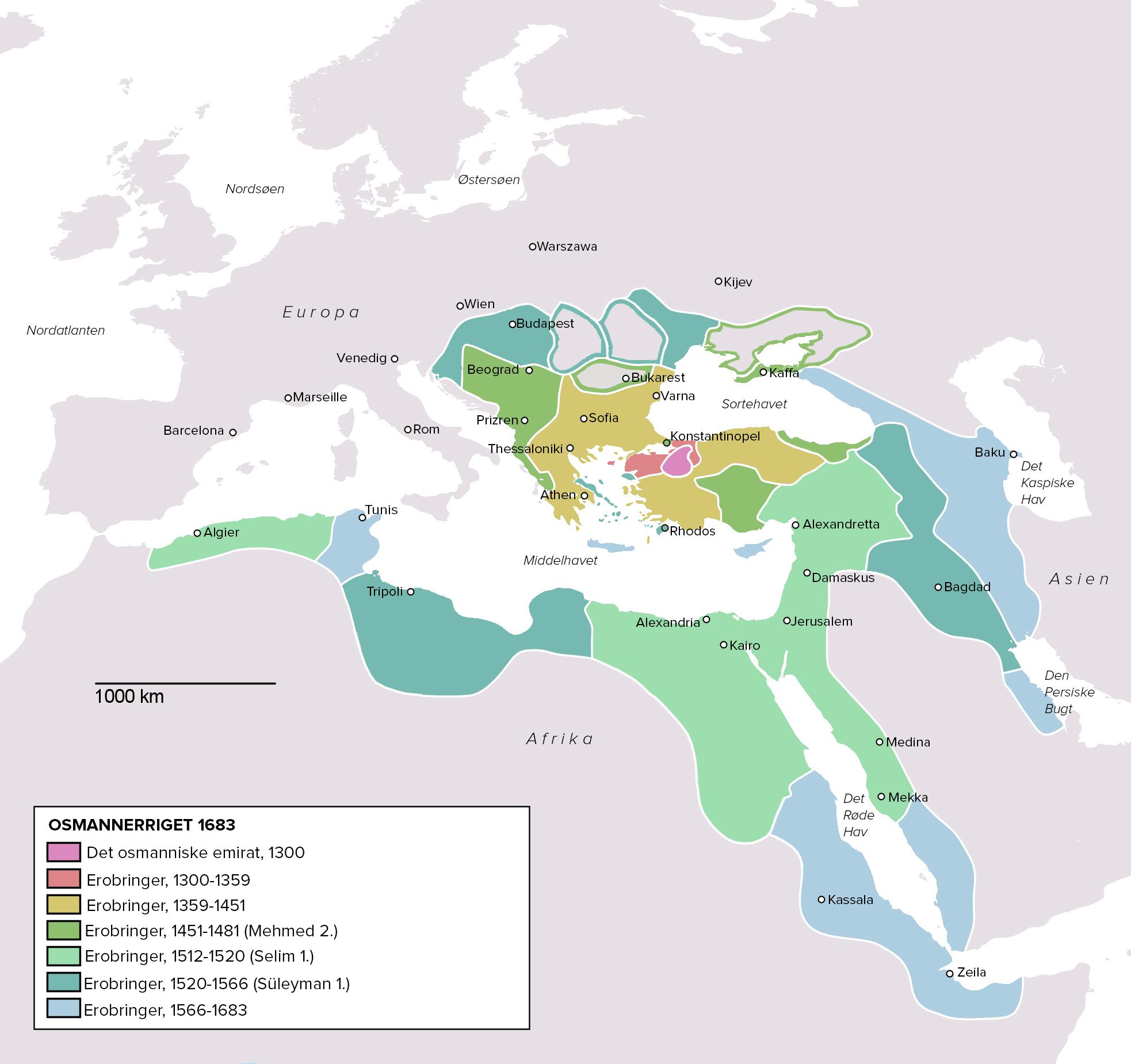 Osmannerriget