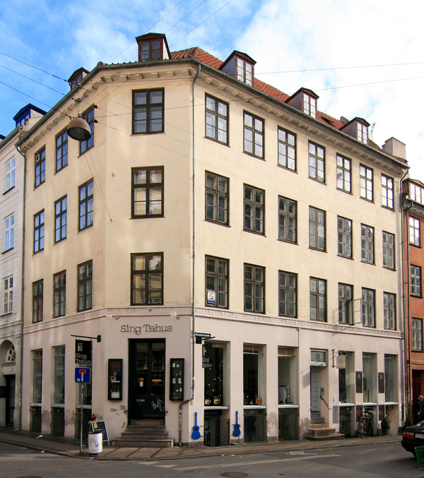 Klosterstraede 24 Koebenhavn