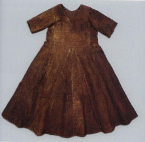 Nordbos kjole  Nationalmuseet