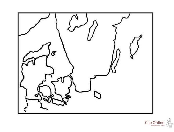 Danske og svenske byer