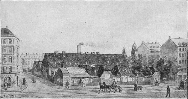 Anker Heegaards Fabrikker paa Noerrebro i 1890 erne Wikimedia Commons