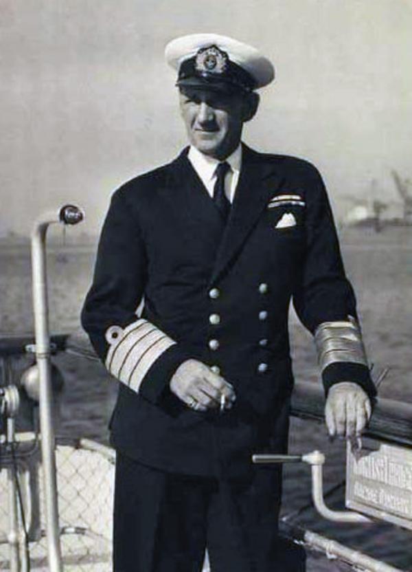 Frederik 9  Elfelt  1949  KB