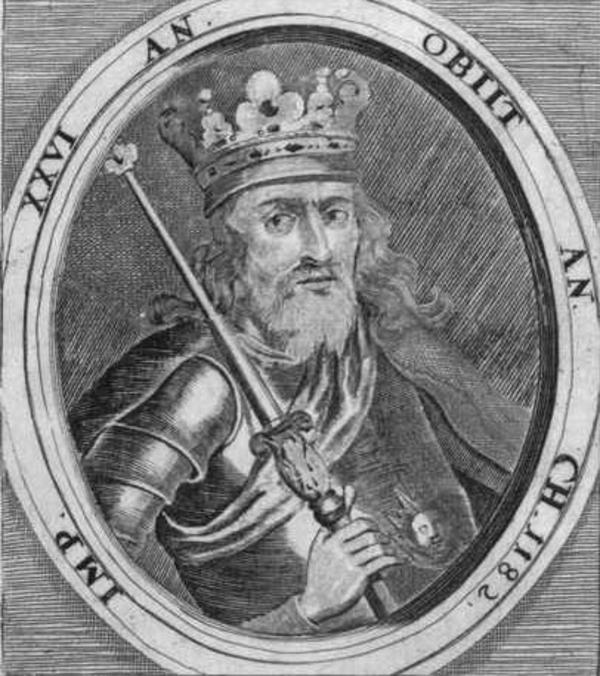 B   Ukendt kunstner  1685