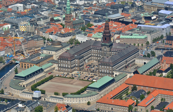 Christiansborg  COLOURBOX14878902