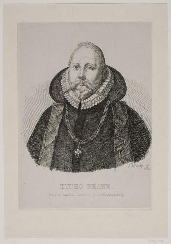 Renaeassancen  Diskuter renaessancen  Tysho Brahe  SMK