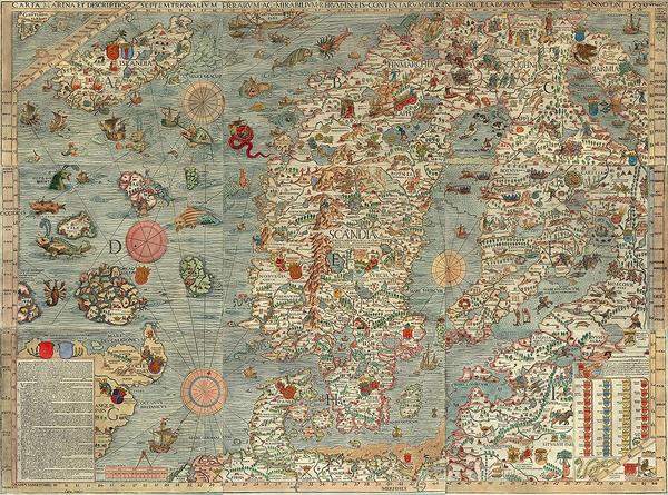 Emne  Norden i krig  Akt  Kampen m Skaane  Kort over Norden  Wiki
