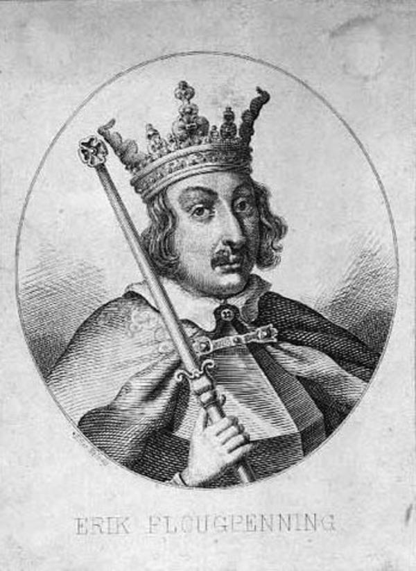 Erik Plovpenning Det Kongelige Bibliotek