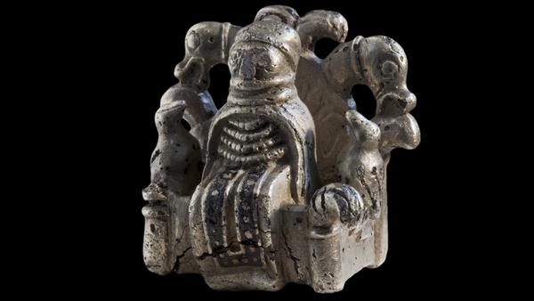 Odin fra Lejre  Kredit Ole Malling museumskoncernen ROMU