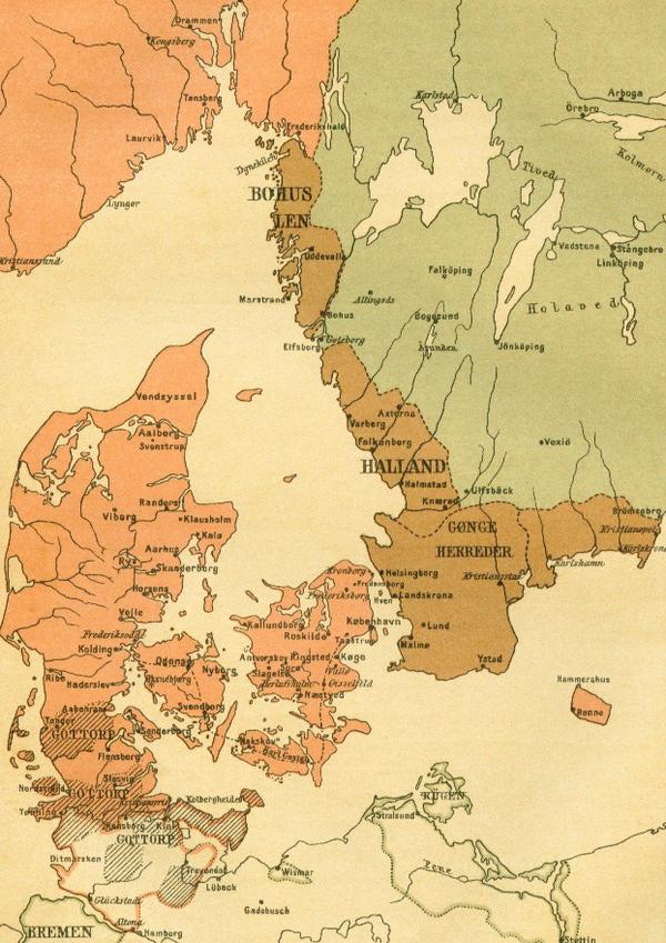 Skaanske krig 1675 79