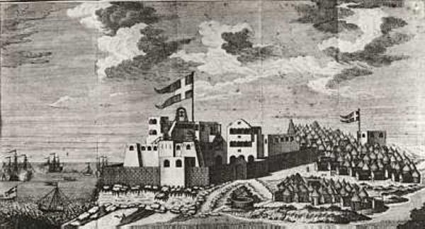 Fort Christiansborg2  Handels  og Soefartsmuseet