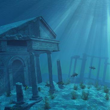 Sagnlandet Atlantis