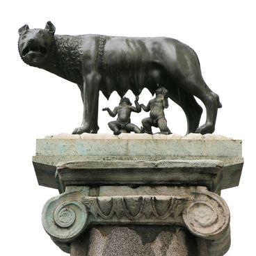 Myten om Roms grundlæggelse