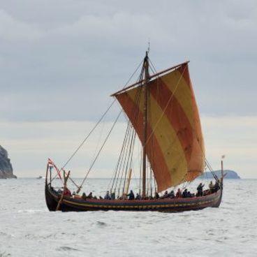 Vikingeskibe