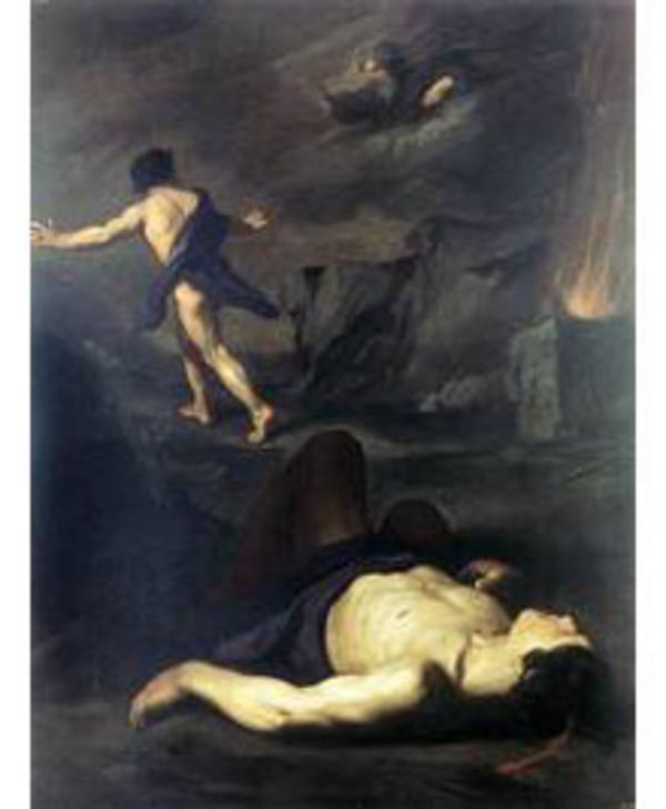 Pietro Novelli 1603 1647  Galleri Nazionale d  Arte Antica i Rom  Italien
