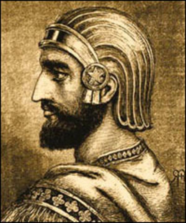 Cyrus portrait  Wikimedia