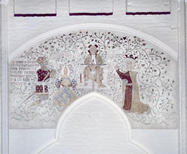 dmr S  Peders Kirke